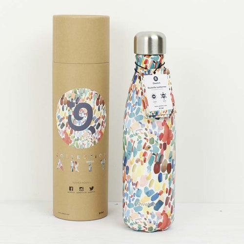 Insulated Stainless Steel Bottle - Arty - 500ml