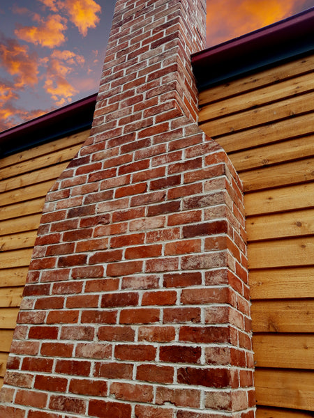 Sunset Chimney