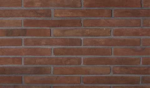 Heritage Deep Red Linear Brick