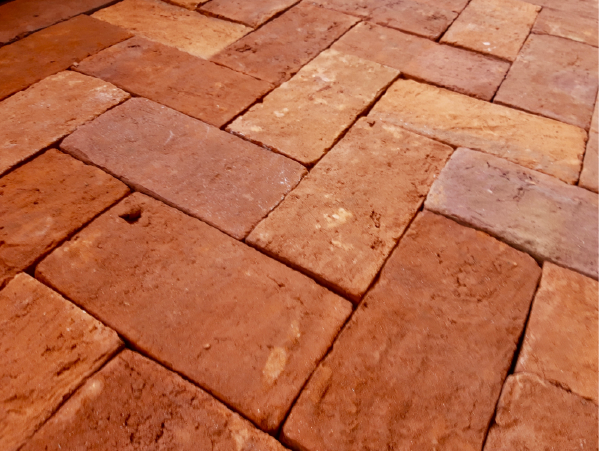 Heritage Red Paving