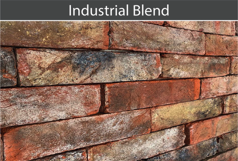Industrial Blend Brick and Brick Time