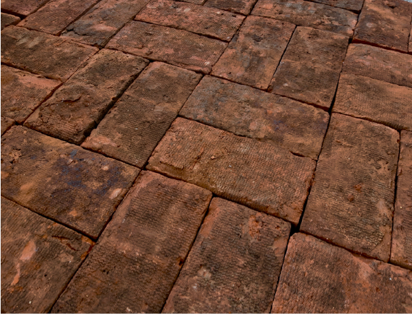 Sooted Red Paving