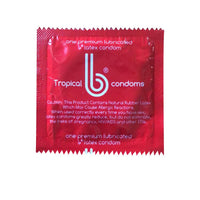 Tropical Colors b condoms, 1000 case