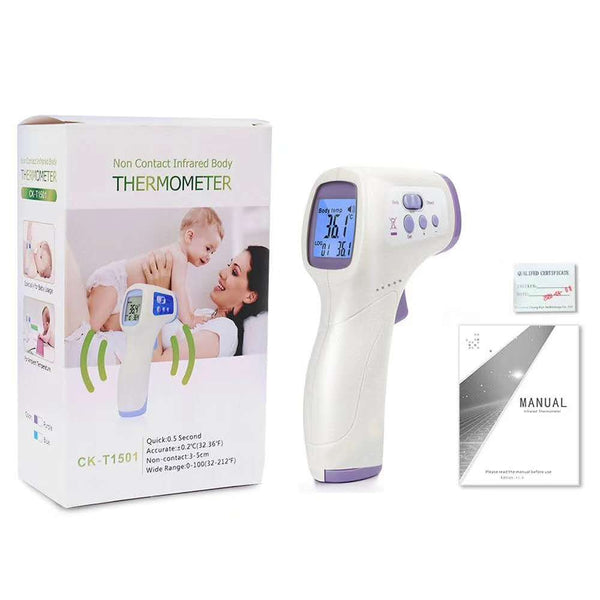 Non-Contact Infrared Thermometer - BHG 1