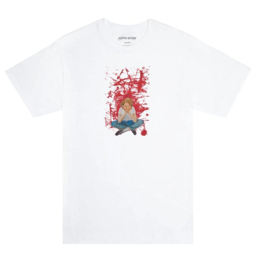 FUCKING AWESOME – DILL PAINTING TEE (WHITE)