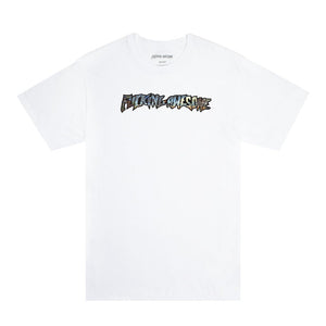 FUCKING AWESOME – EXTINCTION TEE (WHITE)