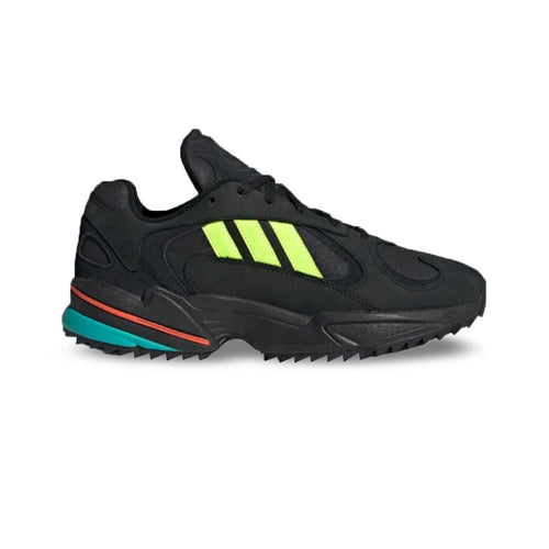 ADIDAS – YUNG-1 TRAIL (BLACK/YELLOW/AQUA)