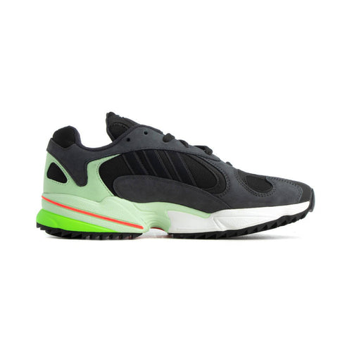 ADIDAS – YUNG-1 TRAIL (CARBON/BLACK/GREEN)