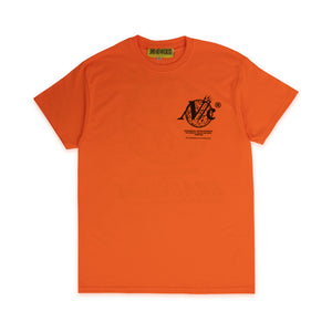 BRAINCHILD - B/C 001 TEE (NUCLEAR ORANGE)