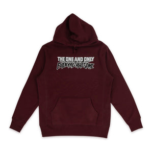 FUCKING AWESOME – ONE & ONLY HOODIE (RED)