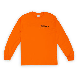 FUCK YOU VERY MUCH – FYVM L/S (ORANGE/BLACK)