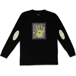 YETI OUT – HANDS L/S TEE