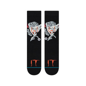 STANCE – PENNYWISE (BLACK)
