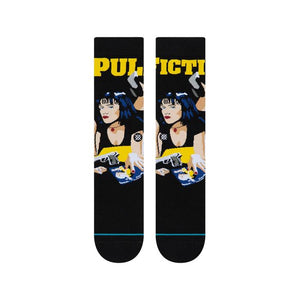 STANCE – PULP FICTION (BLACK)