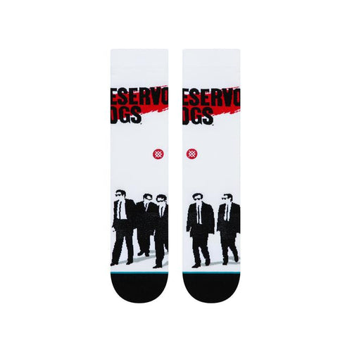 STANCE – RESERVOIR DOGS (WHITE)