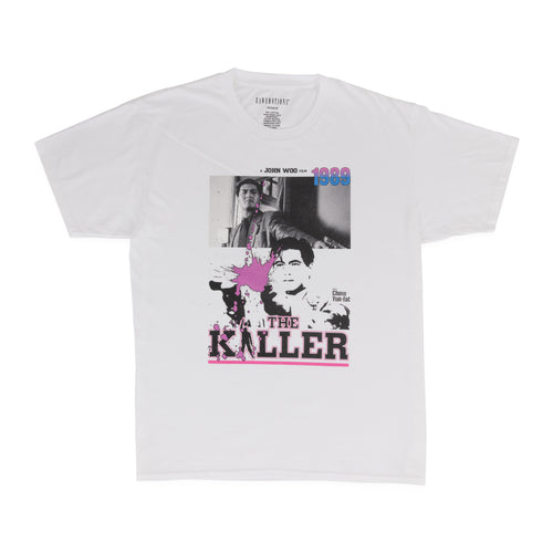 RAW EMOTIONS – THE KILLER TEE (WHITE)