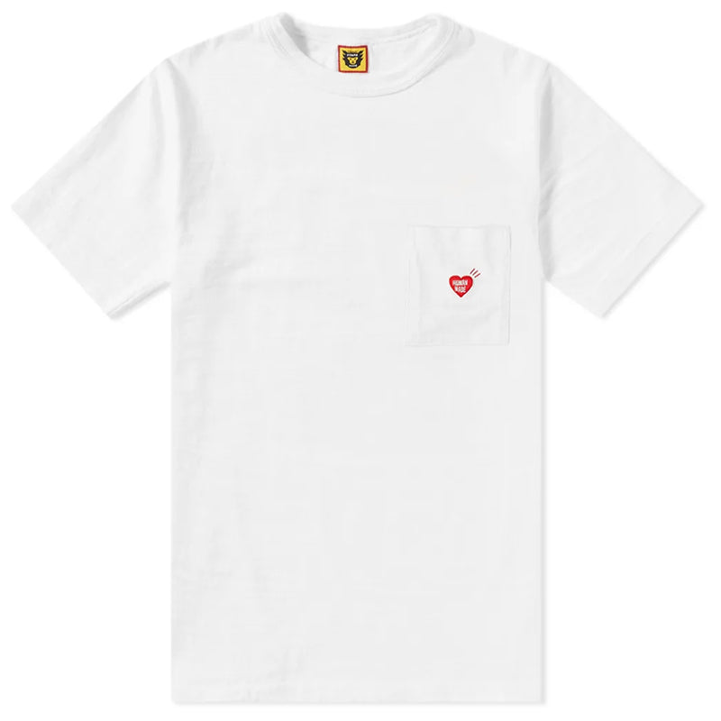 HUMAN MADE – POCKET T-SHIRT #03 (WHITE)