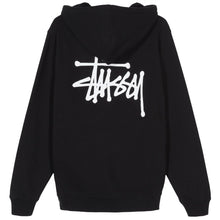 Laden Sie das Bild in den Galerie-Viewer, STÜSSY – BASIC STUSSY HOOD (BLACK)