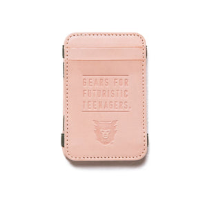 HUMAN MADE – MAGIC MONEY CLIP (BEIGE)
