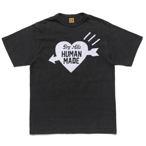 HUMAN MADE – T-SHIRT #1818 (BLACK)