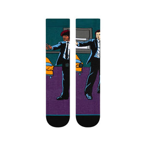 STANCE – VINCENT/JULES (PURPLE)