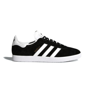 ADIDAS – GAZELLE (BLACK/WHITE)
