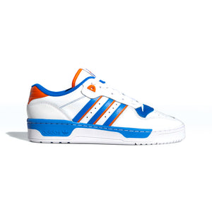 ADIDAS – RIVALRY LOW (WHITE/BLUE/ORANGE)