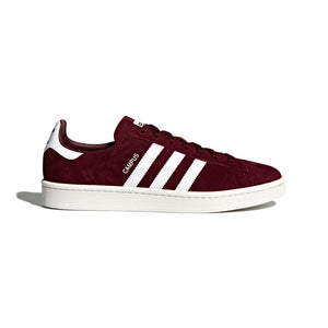 ADIDAS – CAMPUS (BURGUNDY/WHITE)