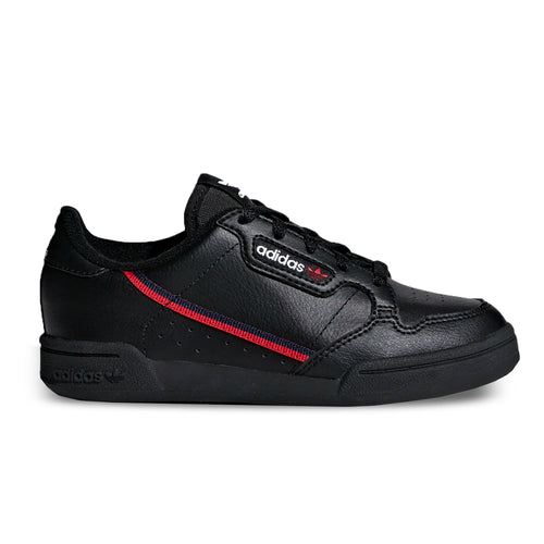 ADIDAS – CONTINENTAL 80 (BLACK/RED)