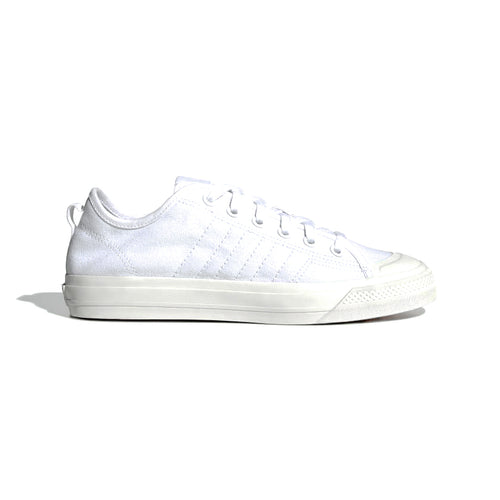 ADIDAS – NIZZA LOW RF (FLAT WHITE)