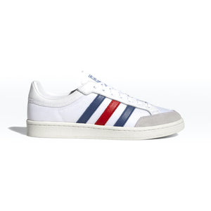 ADIDAS – AMERICANA LOW (WHITE/BLUE/RED)