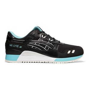 ASICS – GEL-LYTE III (BLACK/BLACK/BLUE)