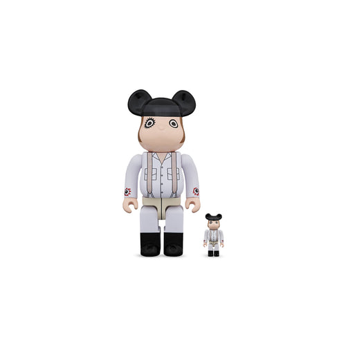 MEDICOM TOY – BE@RBRICK SET ALEX 100% & 400%