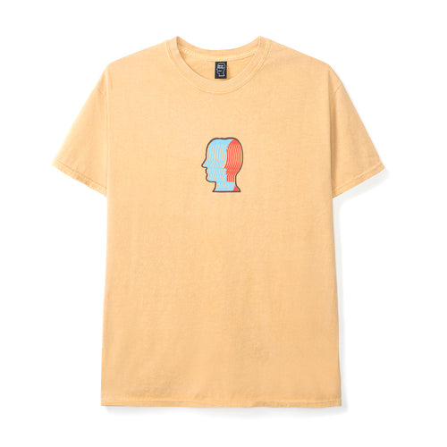 BRAIN DEAD – BREATHING PROBLEMS S/S T-SHIRT (YELLOW)