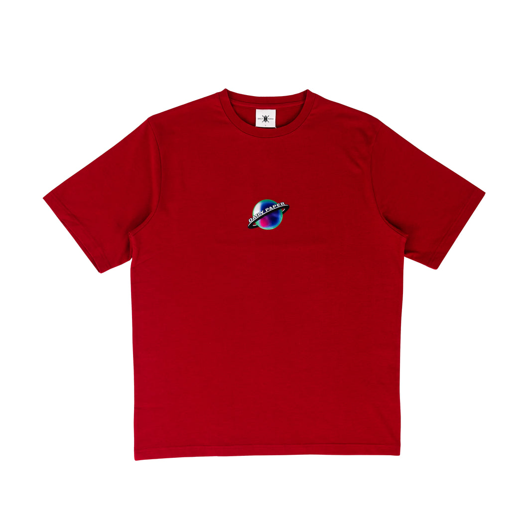 DAILY PAPER – GENRIO TEE (RIO RED)
