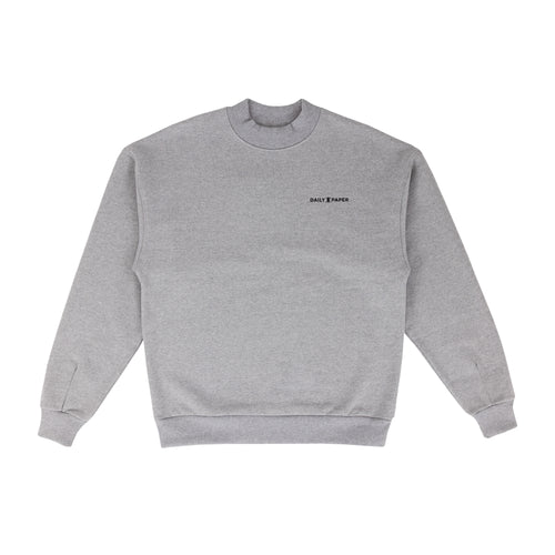 DAILY PAPER – ABA SWEATER (GREY MELANGE)