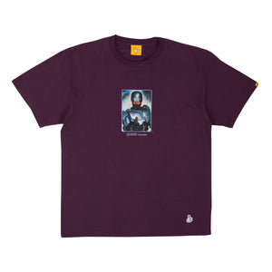 FUCKING RABBITS – THANK YOU FOR NOT SMOKING TEE (PURPLE)