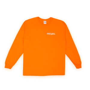 FUCK YOU VERY MUCH – FYVM L/S (ORANGE/WHITE)