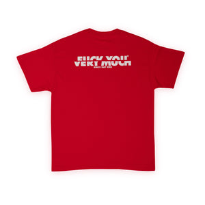 F**K YOU VERY MUCH – FYVM TEE (RED/WHITE)