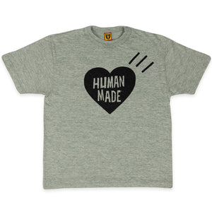 HUMAN MADE – HEART COLOR T-SHIRT #01 (GREEN)