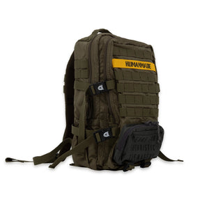 HUMAN MADE – MILITARY BACK PACK (OLIVE DRAB)