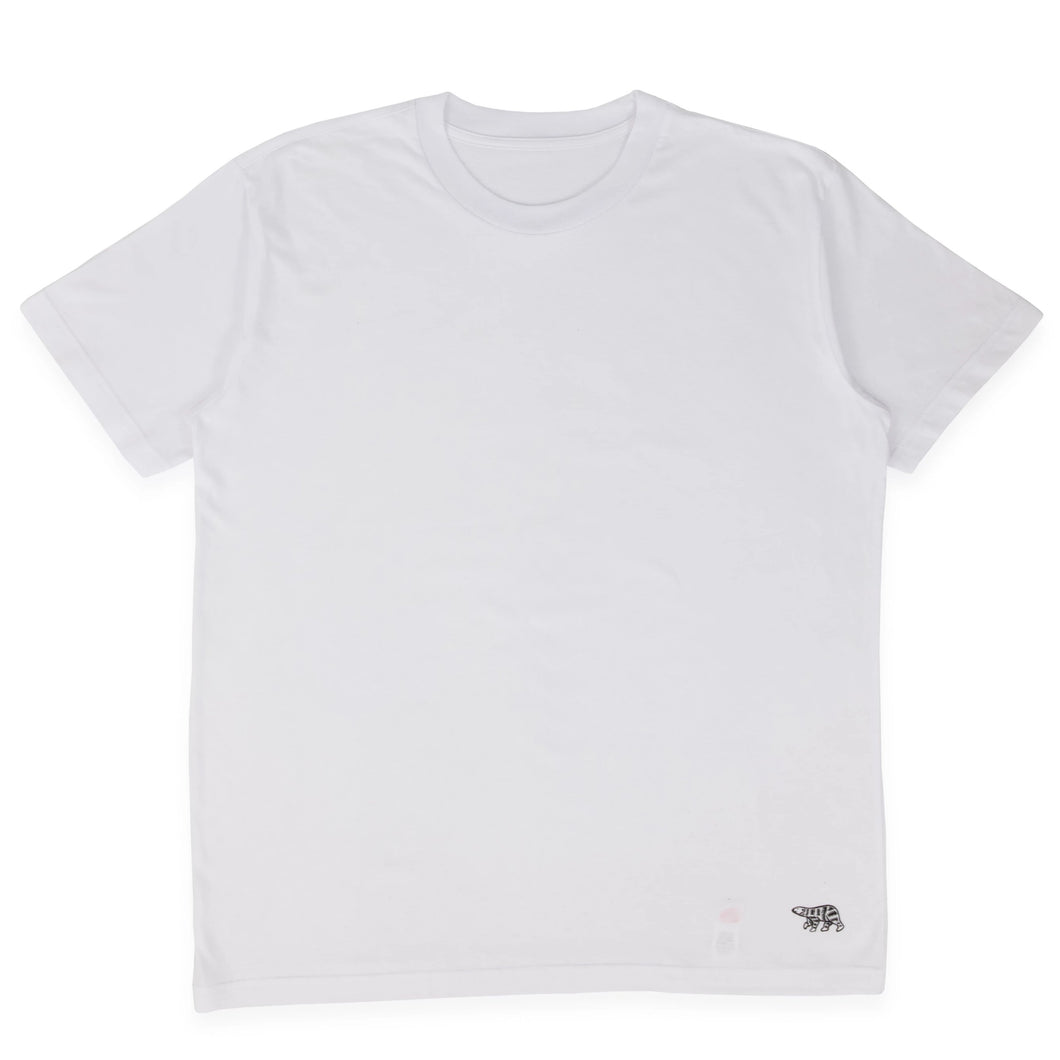 HUMAN MADE – 3PACK T-SHIRT (WHITE)