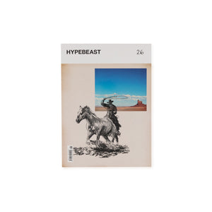 HYPEBEAST MAGAZINE ISSUE 26 (THE RHYTHYMS ISSUE)