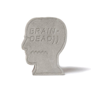 BRAIN DEAD – INCENSE BURNER (GREY)