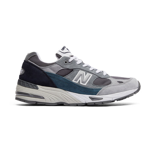 NEW BALANCE MADE IN UK – M991 GBT-D (GREY/BLUE)