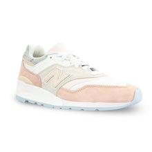 Laden Sie das Bild in den Galerie-Viewer, NEW BALANCE – M997 LBH-D (WHITE/PINK)