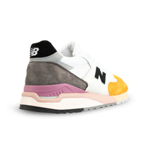 Laden Sie das Bild in den Galerie-Viewer, NEW BALANCE – M998 PSD-D (ORANGE/GREY/PURPLE)