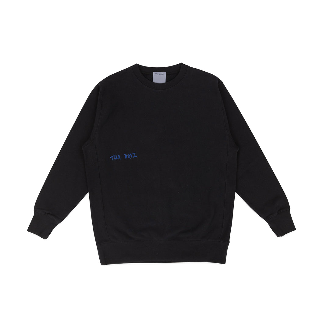 POLIQUANT – SWEAT (BLACK/BLUE)