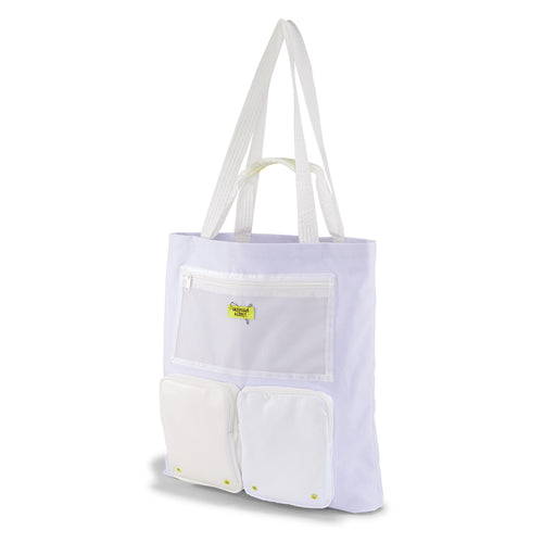 PUMA X CHINATOWN MARKET – TOTE BAG (WHISPER WHITE)