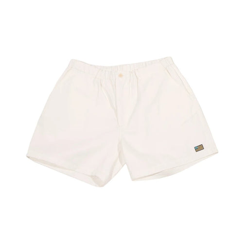 RECEPTION CLOTHING – CREW SHORT (WHITE)